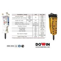 DOWIN Hydarulic rock Breaker hammer for excavator (DW T200)