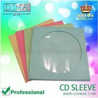 colorful kraft paper cd sleeves