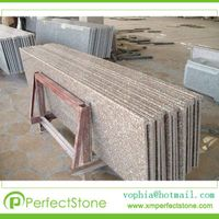 Prefeb Bainbrook brown counter tops