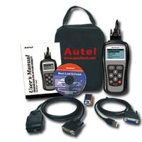 MaxiScan® MS609 OBDII/EOBD Scan Tool Diagnosis for ABS Codes