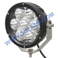 "7"" 70W CREE LED Driving Lamp LED Work Light LED Off Road Light"