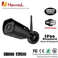 1080P FHD IP66 WiFi & POE Smart Home Waterproof Onvif Bullet IP Camera