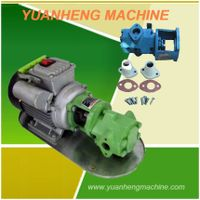 electric gear oil pump with self priming thumbnail image