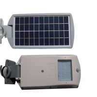 IP65 Waterproof Garden Lighting PIR Sensor Integrated Solar LED Street Llight