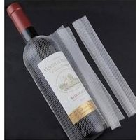 Plastic Protection Net For Wine Bottle