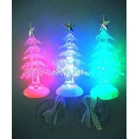 Flashing Christmas Tree with USB line thumbnail image