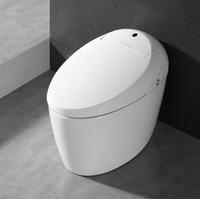 China new design good sell ceramics intelligent smart toilet supplier