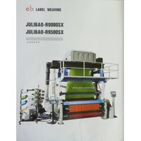 JULIBAO-R9000/9500SX high speed label weaving machine