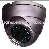 650tvl IR Vandalproof dome camera