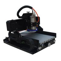 10% Discount Hot Sale Mini CNC Router 3040, Mini CNC PCB Router, Mini Desktop CNC Router thumbnail image
