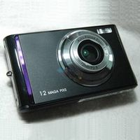 Ultra Slim Digital Camera-12.0Mega pixel
