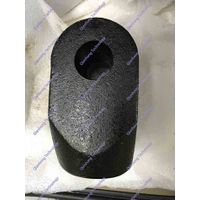 ANSI DIN En ASTM A536 65-45-12 Precision Investment Cast Steel/Ductile Iron Silica Sol Ludox Lost Wa