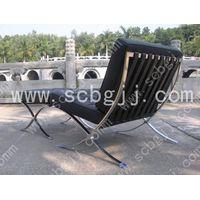 Barcelona chair and ottoman thumbnail image