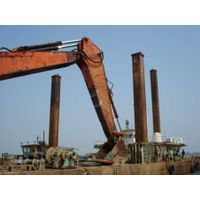 15cbm backhoe dredger
