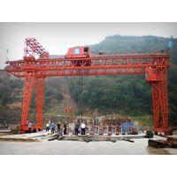 truss girder gantry crane to handle precast girders