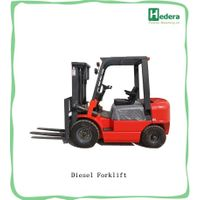 5 ton diesel forklift with import ISUZU engine CE certificate thumbnail image