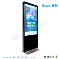 Snice 55inch standing digital signage in Iphone style