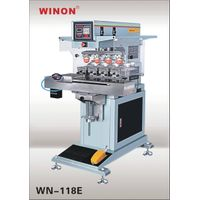 Sealed Inkcup Printing Machine - Four Color