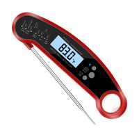 Folding Digital Thermometer for Food cooking