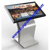 interactive kiosks, multi-points touch, fully integrated  (TP32A-SL-T)