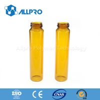 24-400 50ml amber storage vial