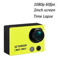 4K video resolution 2inch screen WiFi sport camera