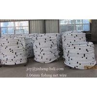 Galvanized Steel Fishing Net Wire