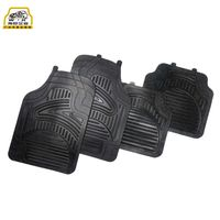Haiheng Car Accessories Manufacturer Factory Wholesale Non-Smell Heavy Duty Rubber Universal Car Flo