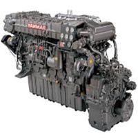 New Yanmar 6AYM-WST Marine Diesel Engine 659HP