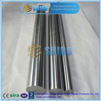 Factory Sale High Purity 99.95% moly rod with best quality