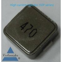 High current Inductor (Coilmaster Electronics SEP shielded Series)