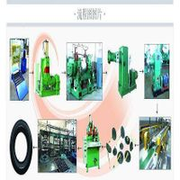 Inner Tube Production Line,Tire Machine Made In China