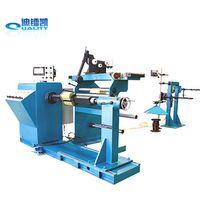 Power usage single phase transformer coil winding machine