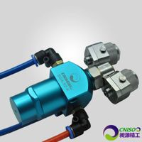 Auto Two-component Double Spray Gun for Chrome(A-S2-PE)