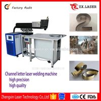 Channel letter laser welding machine thumbnail image