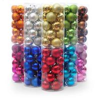 Best Price Plain Xmas Ball red clear glass ball christmas ornaments with best quality and low price