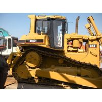 Ripper CAT D6H Used Caterpillar Bulldozer Used 8424 Hours / Used Heavy Construction Equipment