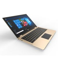 12.5 inch 2in1 windows yoga convertible touching laptop tablet pc