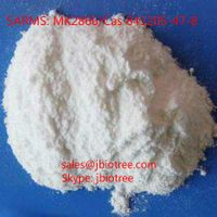Factory supply:Sarms,Ostarine,MK 2866,MK-2866,MK2866 powder,Cas 841205-47-8, 99% MK2866