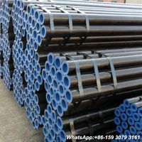 API5L Grade B carbon seamless steel tube manufacturer of China