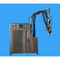 High temperature elastomer Polyurethane casting machine