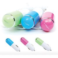 I-POP smart phone capsule charger