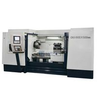 CK6163EHeavy Duty CNC Lathe Machine thumbnail image