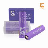 Flashlight battery KFALO 18650 2200mAh 40A lithium battery