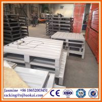 Storage Heavy Duty Euro Industrial Steel Pallet