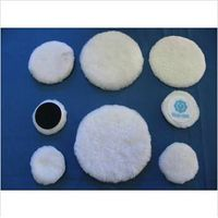 wool pad/wool buffing pad/wool polishing pad