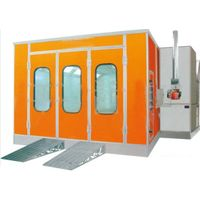 Spray Paint Booth, Spray Cabin, Paint Oven
