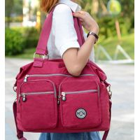 Handbags for Women Large Designer Ladies Top Handle Satchel Shoulder Tote Bags with Multi thumbnail image