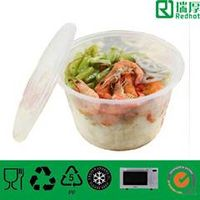 Manufacturer Professional Supply Plastic Food Container 1000ml