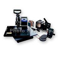 6 in 1 heat transfer digital printer, multi-functional digital printer